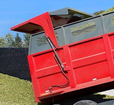 Dbx Series Forage Dump Trailers Horstline Equipment Farm