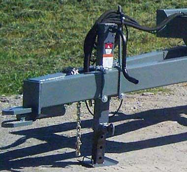 Heavy Duty Jack >> NX Series Forage Dump Trailers, Horstline Equipment, Farm Ag Dumpers